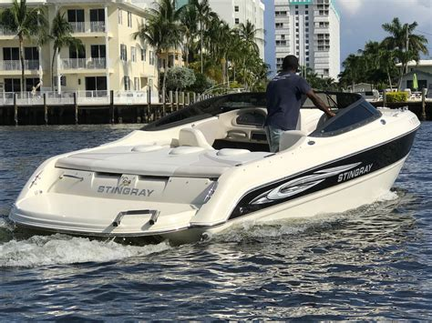 stingray boats australia stingray 220 lx 2008 for sale for 16 900 boats from usa