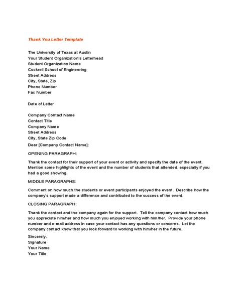 Pdf Signing A Thank You Letter by Sle Thank You Letter For Gift Donation Edit Fill