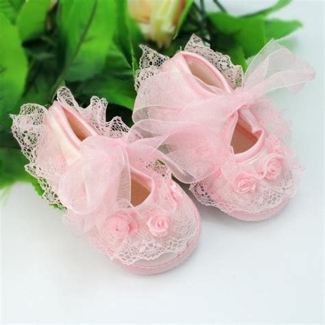 Slip Abu Pink newborn baby shoes deals on with promo code