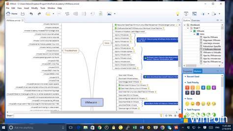 cara membuat mind map di visio mudahnya membuat mind map di windows dengan xmind winpoin