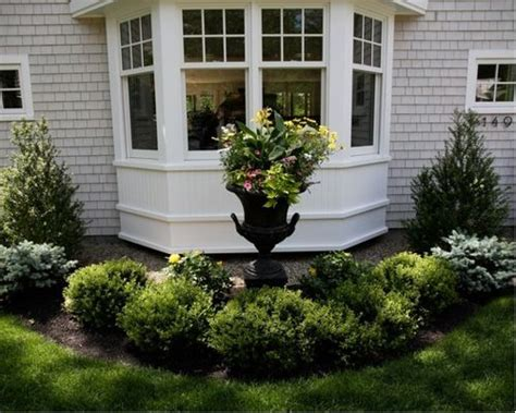 Bay Window Garden Ideas Best Bay Window Front Design Ideas Remodel Pictures Houzz