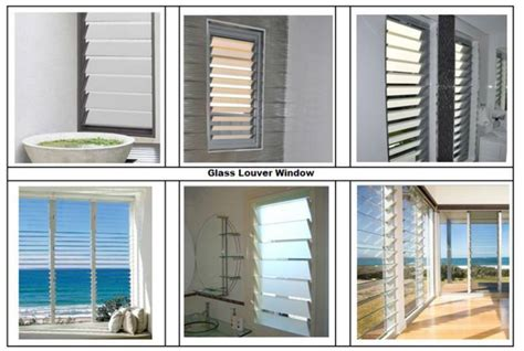 bathroom window louvers aluminum frame operable louvers glass windows buy
