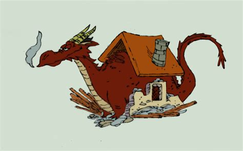 dragon house dragon house by aleandrus on deviantart