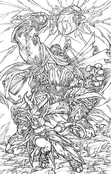 descargar world of warcraft an adult coloring book libro de texto world of warcraft clipart coloring page pencil and in color world of warcraft clipart coloring