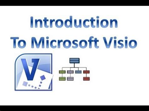 introduction to visio introduction to microsoft visio