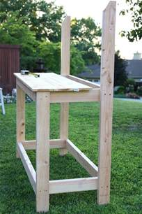 simple potting bench simple diy potting bench just 60 minutes and 60