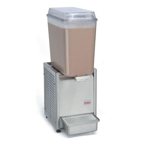 Juice Dispenser Crathco Crathco D15 3 10 Quot Premix Cold Beverage Dispenser W 5 Gal Bowl 120v