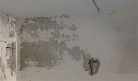 infiltrazioni acqua soffitto infiltrazioni dacqua dalla parete esterna cellula