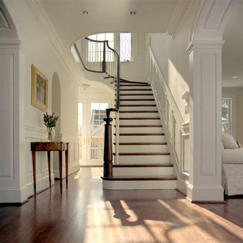entryway stairs rattlebridge farm do foolproof white paint colors exist