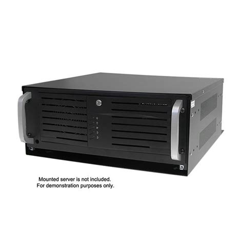 4u Server Rack by Server Rack 4u 19in Steel Horizontal Wall Mountable Server Rack Startech United Kingdom