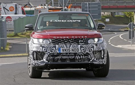 Range Rover Sport 2017 Facelift by Look Inside The Facelifted 2017 Range Rover Sport