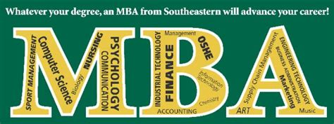 Southeastern Accreditation Mba by Admission Information