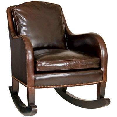 Leather Rocking Chairs For Nursery A Leather Rocker What Home Design Inspiration Rocking Chairs Chairs And Sweet