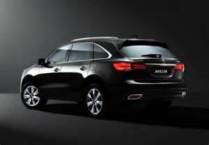 2016 acura mdx release date ukcar review and release