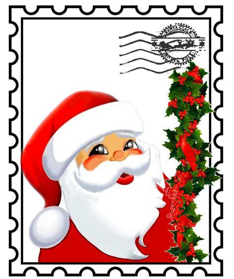 francobolli per lettere francobollo babbo natale sweetangelgifts