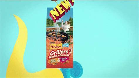 Friskies Grillers 7 Kg friskies grillers tender crunchy tv spot ispot tv