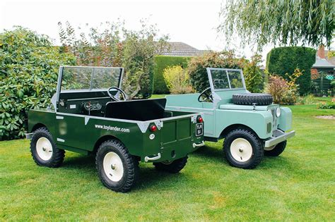 Toylander Tiny Land Rover Car For Adults And