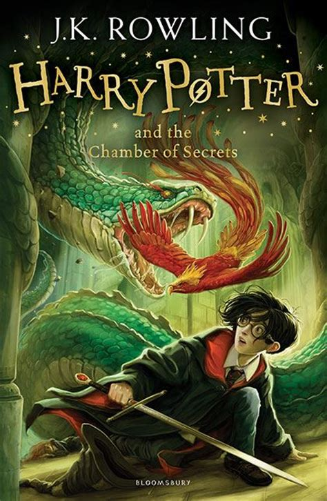 the of harry potter books harry potter and the chamber of secrets j k rowling