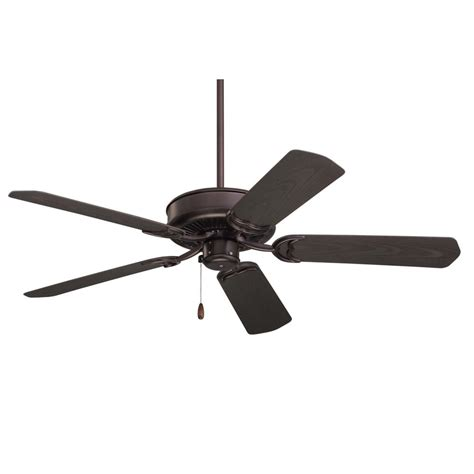 oil rubbed bronze ceiling fan no light design house martinique 52 in oil rubbed bronze ceiling