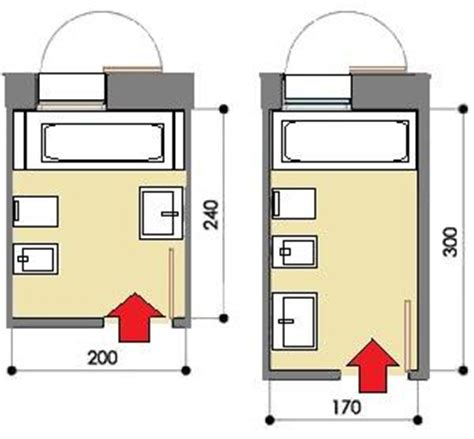 progetto bagno 2x2 progettare un bagno
