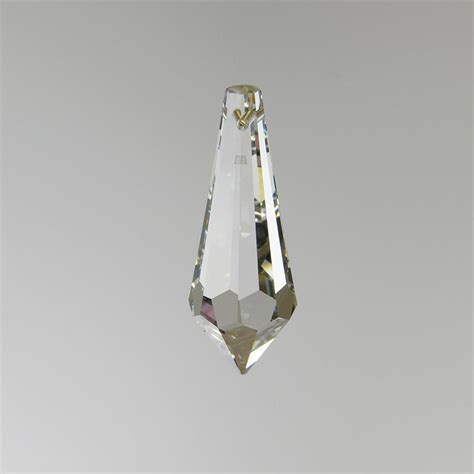 swarovski drop swarovski strass 174 clear drop 2 sizes