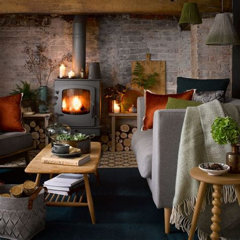 Country Livingroom by Country Living Room Pictures Ideal Home