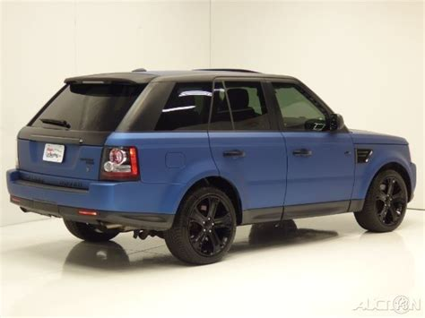 wrapped range rover sport 2010 land rover range rover sport matt wrapped navigation