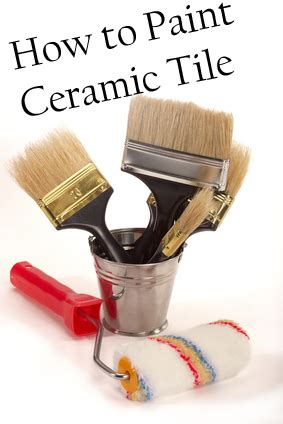 how do you paint tiles in the bathroom how to paint ceramic tile