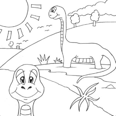 free dinosaur coloring pages preschool dinosaur colouring printable