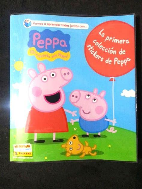 peppa pig la primera 1338044052 alb 250 m completo de peppa pig panini bs 50 000 00 en