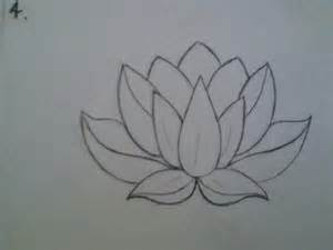 Lotus Flower Line Drawing 25 Best Ideas About Lotus Drawing On Lotus