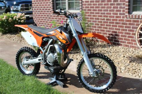 Ktm 85 Sx 2013 For Sale 2013 Ktm 85 Sx Excellent Condition 2 3 Hrs Bike For Sale