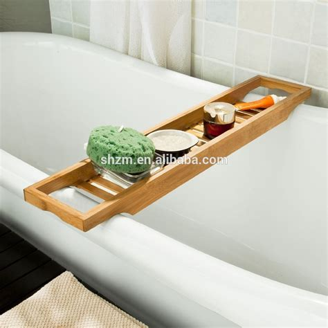 bathtub tray ikea china supplier bamboo bath shelf high quality bamboo