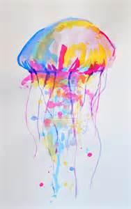rainbow jellyfish 2 by xxnami sanxx on deviantart