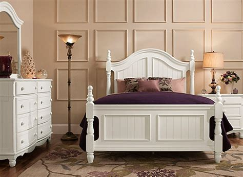 cobblestone 4 pc king bedroom set bedroom sets willow point 4 pc king bedroom set white raymour