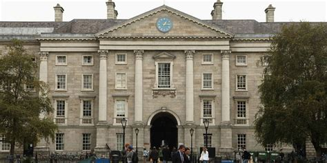 College Dublin Mba Review by College Dublin Tcd Leinster Review Ranking