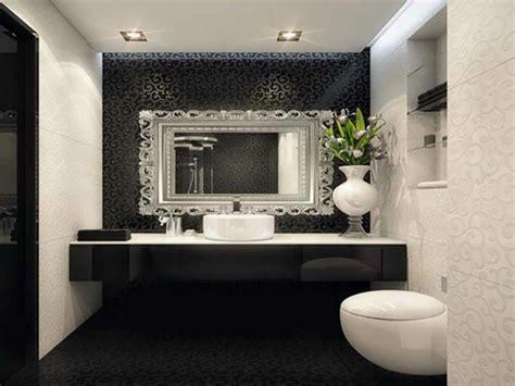 black bathroom fixtures decorating ideas miroir de salle de bain 224 l encadrement design design feria
