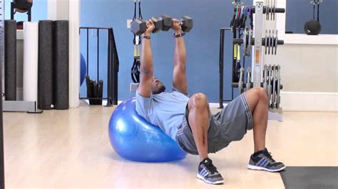 chest workout with dumbbells without an incline