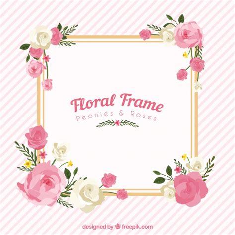 cornici floreali gratis cornici floreali foto e vettori gratis