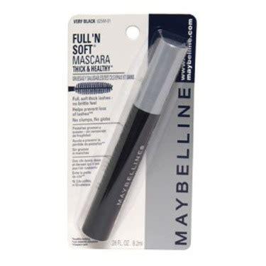 Maybelline N Soft Waterproof Mascara Expert Review by Maybelline N Soft Waterproof Mascara Reviews In