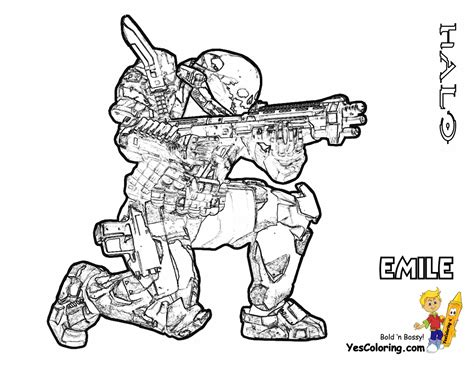 printable halo images heavy halo reach coloring free halo reach kids coloring