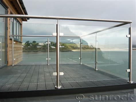 balkon glas glass balconies glass and stainless steel balconies