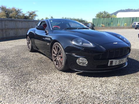Aston Martin Service by Aston Martin Vanquish Service By Power Torque Ltd New