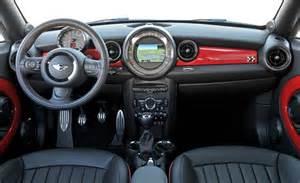 Mini Cooper Coupe Interior 2012 Mini Cooper Works Coupe Interior Photo