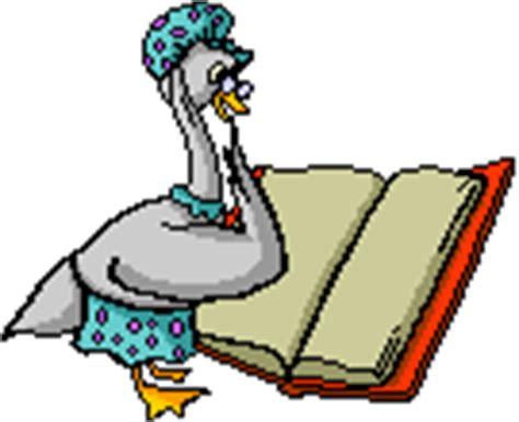 Imagenes Gif Libros | gif do 241 a ganso leyendo libro gifs e im 225 genes animadas