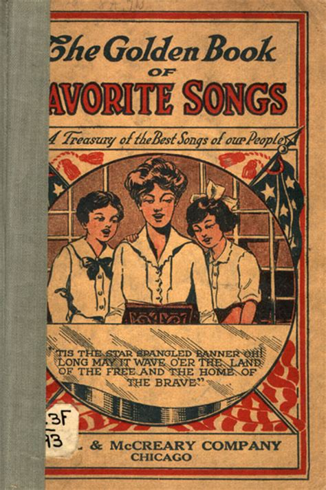 the songbird books the golden book of favorite songs