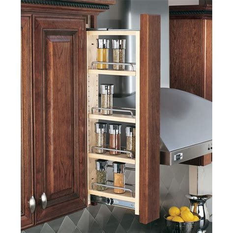 Pull Out Racks For Kitchen Cabinets Kitchen Cabinet Accessories Kitchen Wall Cabinet Filler Pull Out Organizers By Rev A Shelf