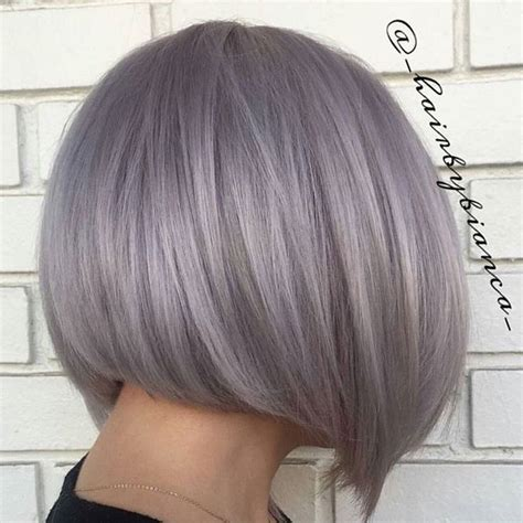 hairstyles  grey hair images  pinterest