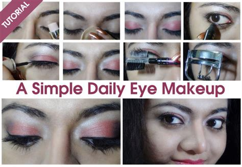 tutorial makeup daily simple makeup steps with pictures style guru fashion