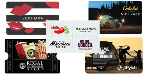 Cabela S Gift Cards At Kroger - ebay big savings on gift cards including cabela s regal chili s and more